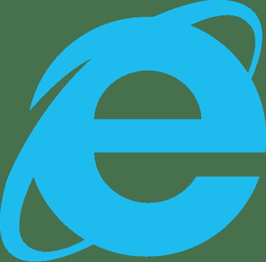 Library of internet explorer logo clip art freeuse png