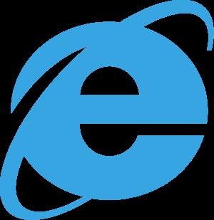 Internet Explorer 5 - Wikipedia - Internet Explorer Logo Transparent