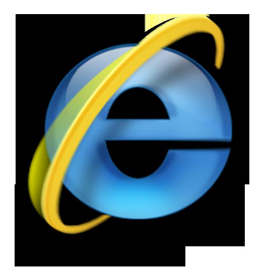 Internet Explorer logo PNG