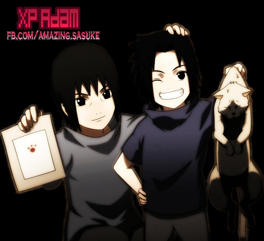 Cool Sasuke and itachi render by XPAdams on DeviantArt