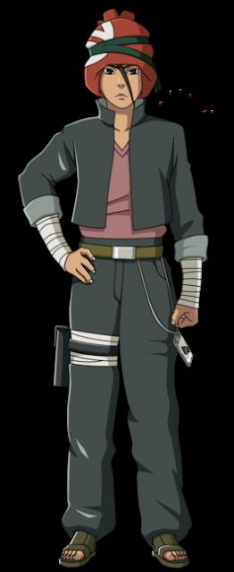 Naruto Revealing Itachi Uchihas original design