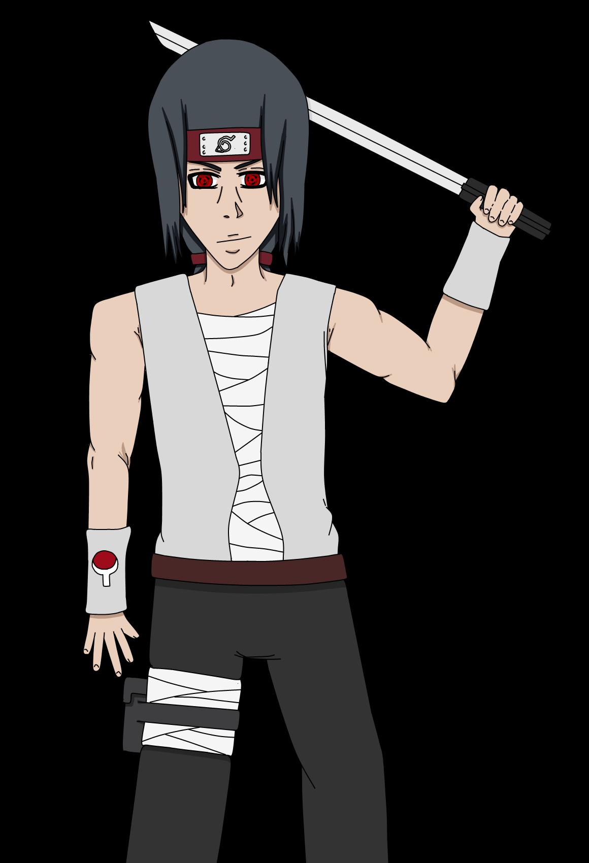 Naruto NEXT-GEN: Itachi COLORED by stillers on deviantART - Itachi Brother