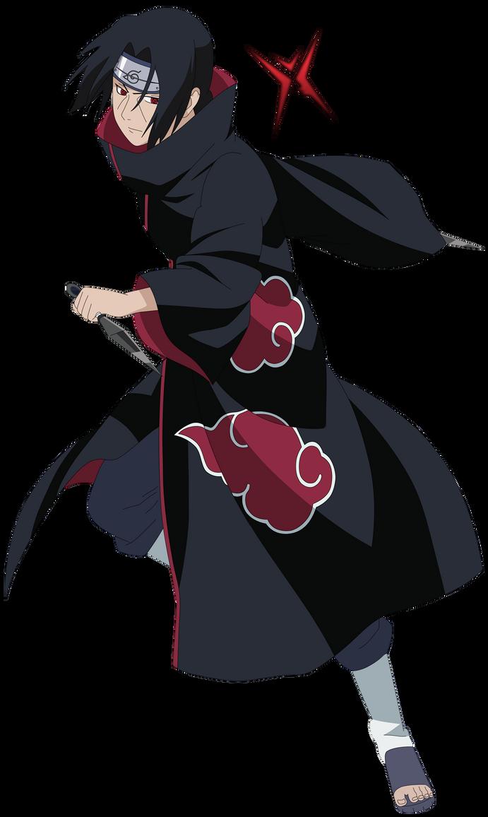 Itachi Uchiha by rOkkX on DeviantArt - Itachi Clan