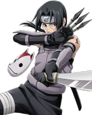 naruto shippuden itachi uchiha clan akatsuki anbu genju... - Itachi Clan