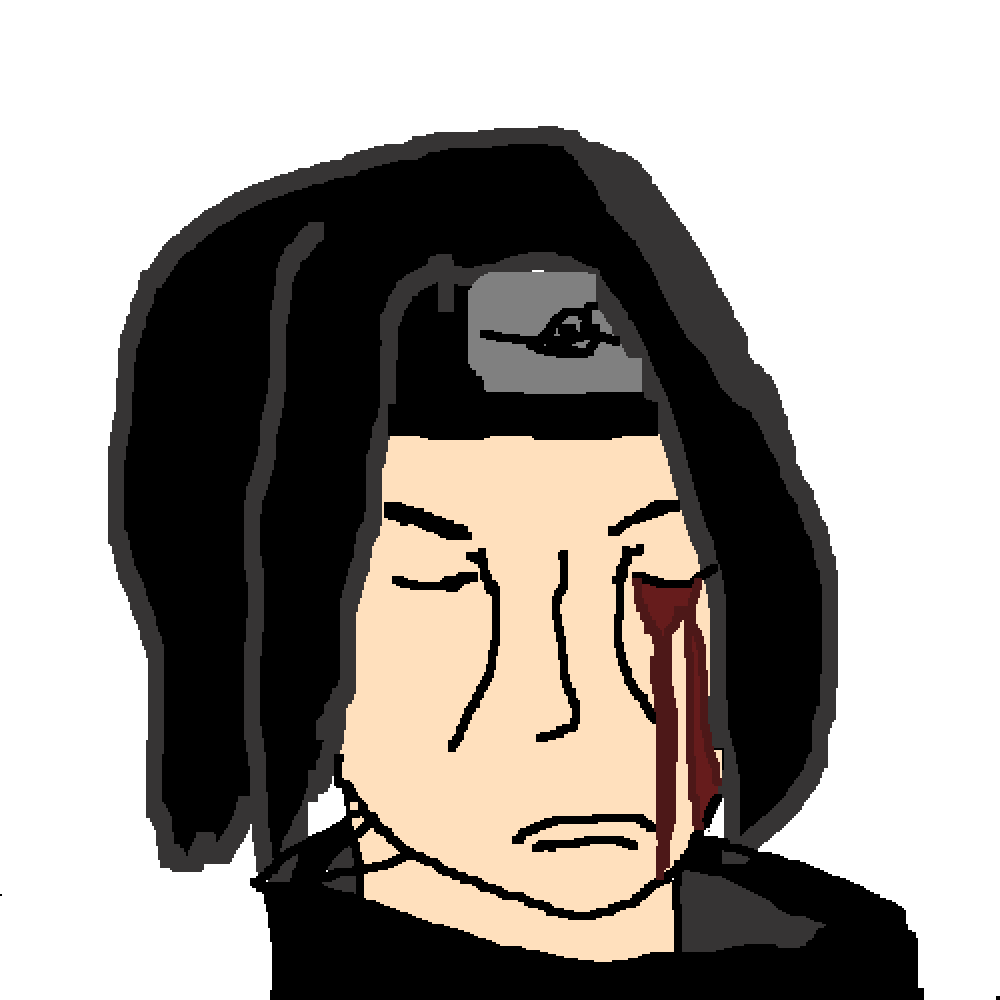 Itachi Drawing  Free download on ClipArtMag