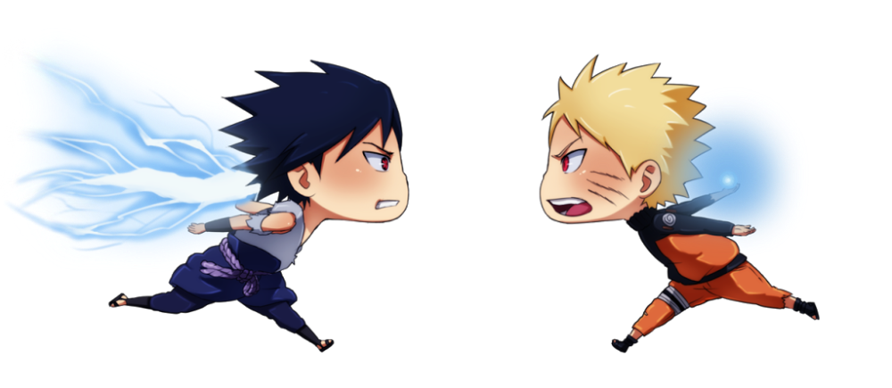 Battle Naruto Vs Sasuke Wallpaper  doraemon