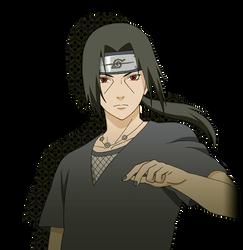 Itachi vs Sasuke cutin N Storm Generations by