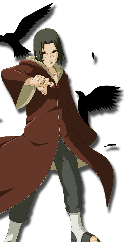 Naruto Shippuden: Ultimate Ninja Storm 4 (Naruto Shippuden ... - Itachi Fight