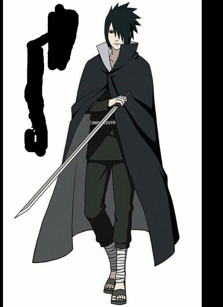 Uchiha Sasuke  Novel Suit  Sasuke shippuden Naruto