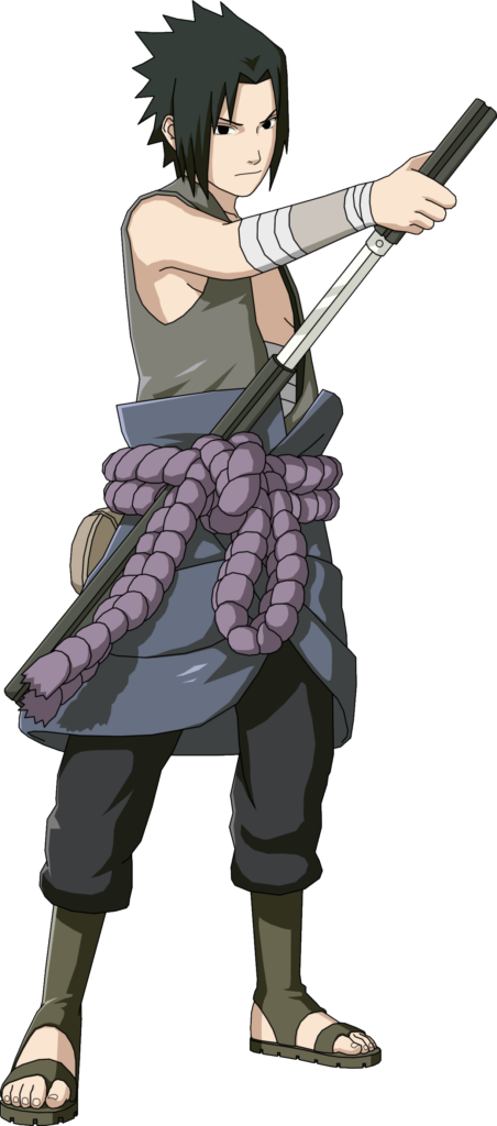 Image  Sasuke sleevelesspng  Narutopedia  FANDOM