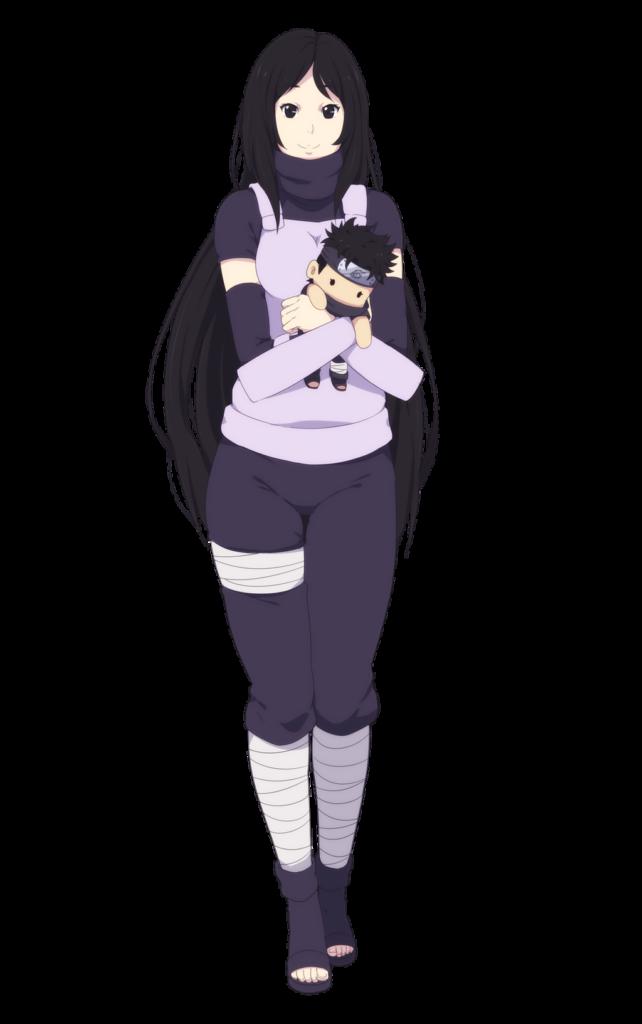 Amaterasu uchiha and chibi shisui by RarityPrincess on