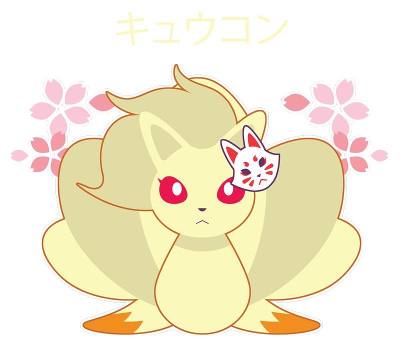 Pin by ᑕᕼᗩᖇᖴO16 on Vulpix  Fox Pokémon Wall With images