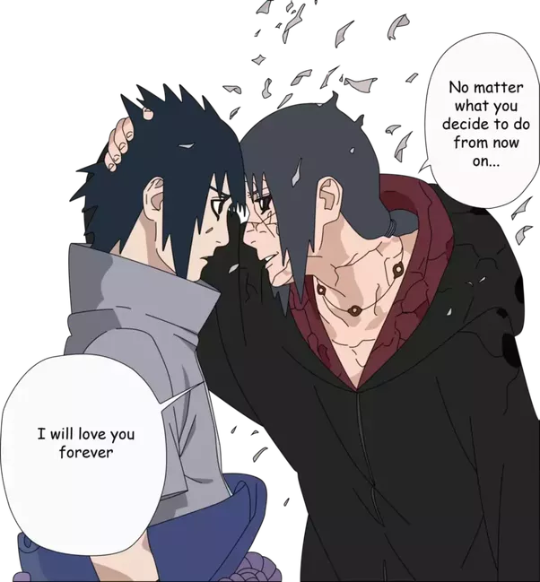 If the Naruto end comes near what would someone have to