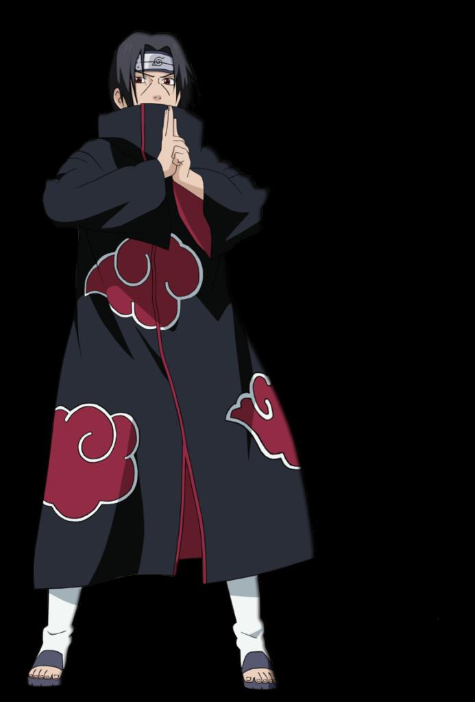 Otaku na rede Uchiha Itachi