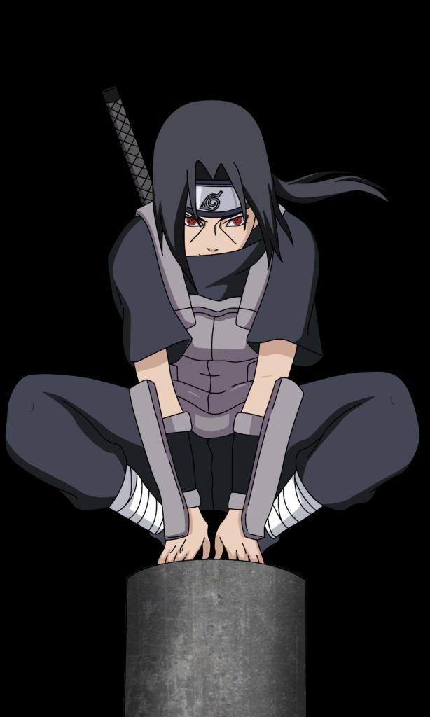 Itachi Uchiha Naruto by ncoll36 on DeviantArt