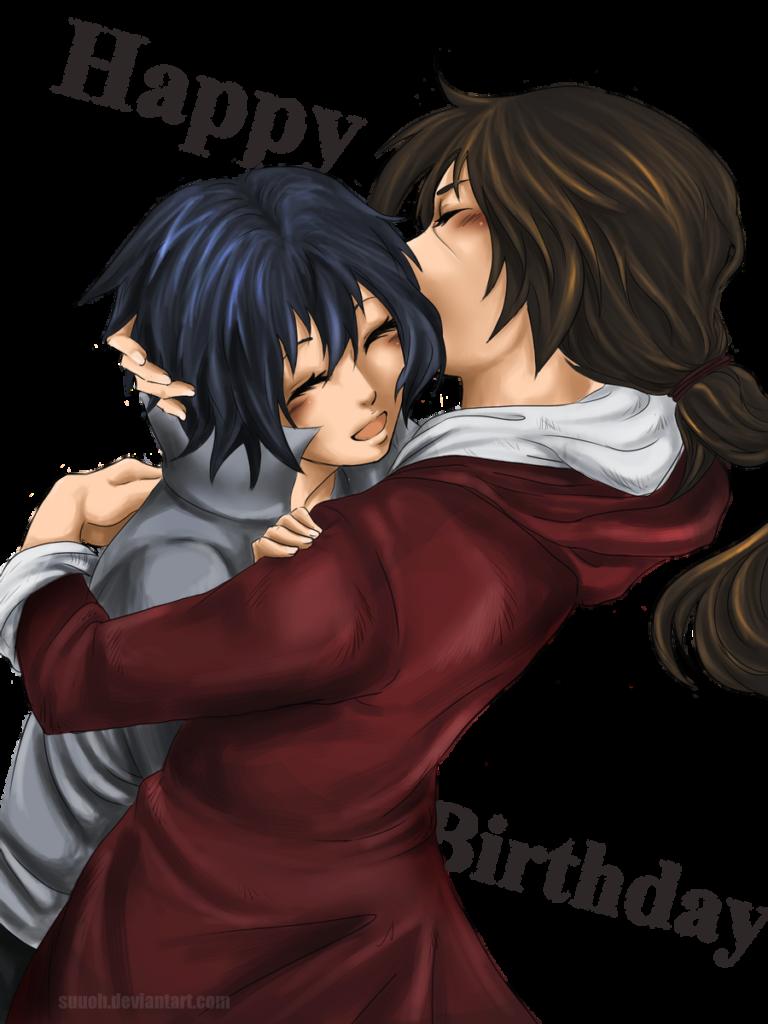 Happy Birthday Itachi by Suuoh on DeviantArt