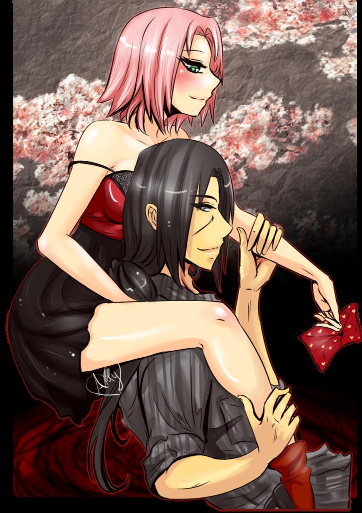Itasaku Sweet Life and Death by AmyNinkai on DeviantArt