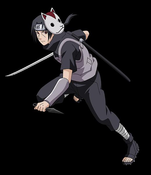 Naruto Itachi Uchiha  A Sacrifice For Love  by Dimitri