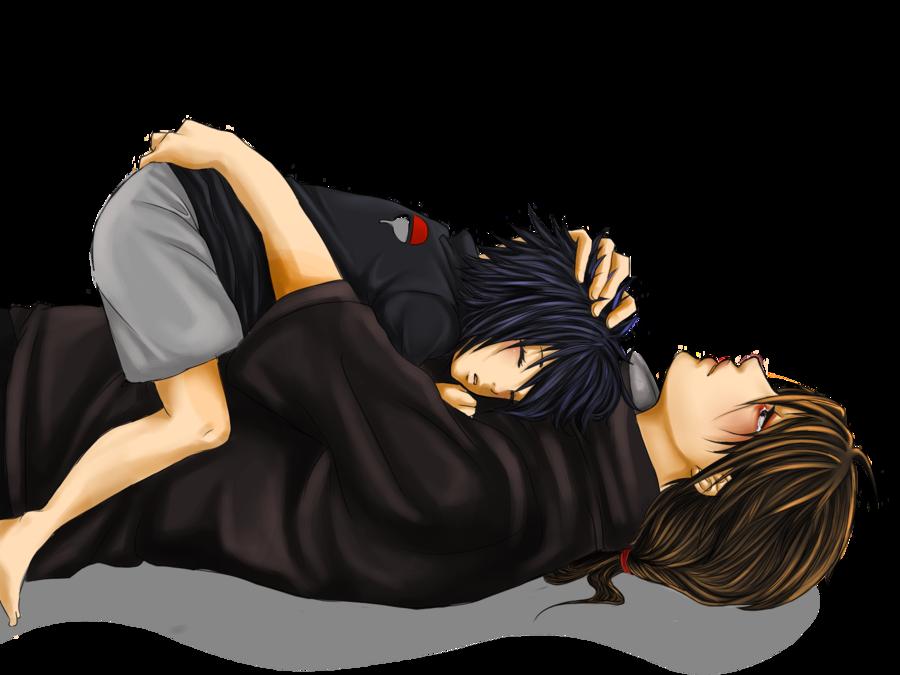 Sasuke  Itachi  Loving Brothers  Uchiha Sasuke Photo
