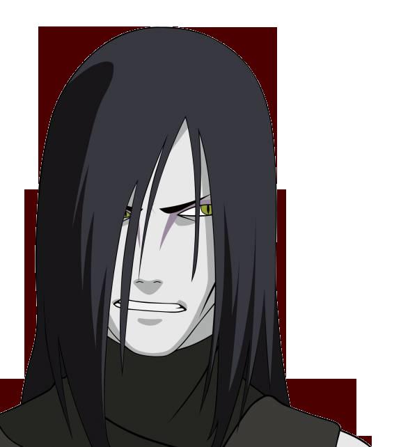 Orochimaru png 1 by HidanSama1408 on deviantART  Anime