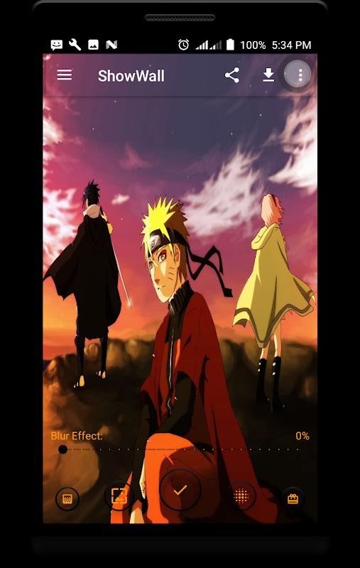 Naruto Fond Décran 4k
