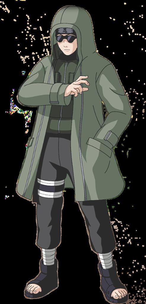 Shino Aburame by Jose08  Personajes de naruto Naruto