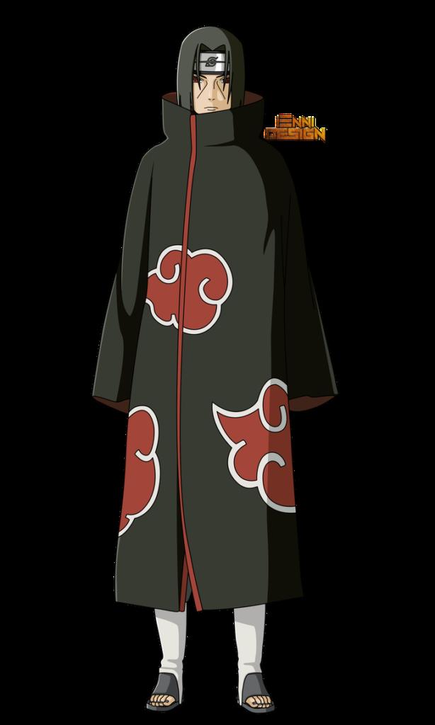 Naruto ShippudenItachi Uchiha by iEnniDESIGN