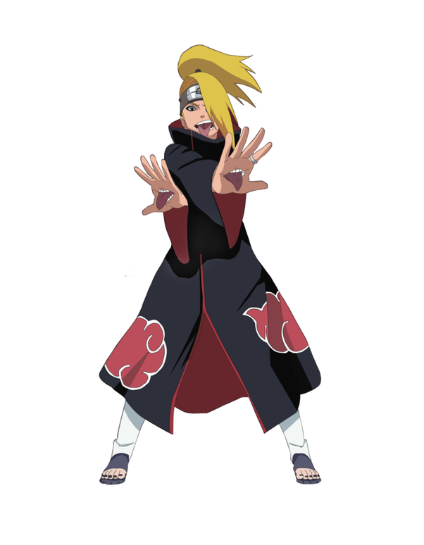 If Itachi had gone rogue what 2 Akatsuki members could
