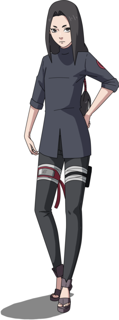 Naruto OC Kiyo Nara by duskyudeviantartcom on