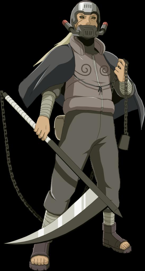 Hanzō of the Salamander was a legendary shinobi  the