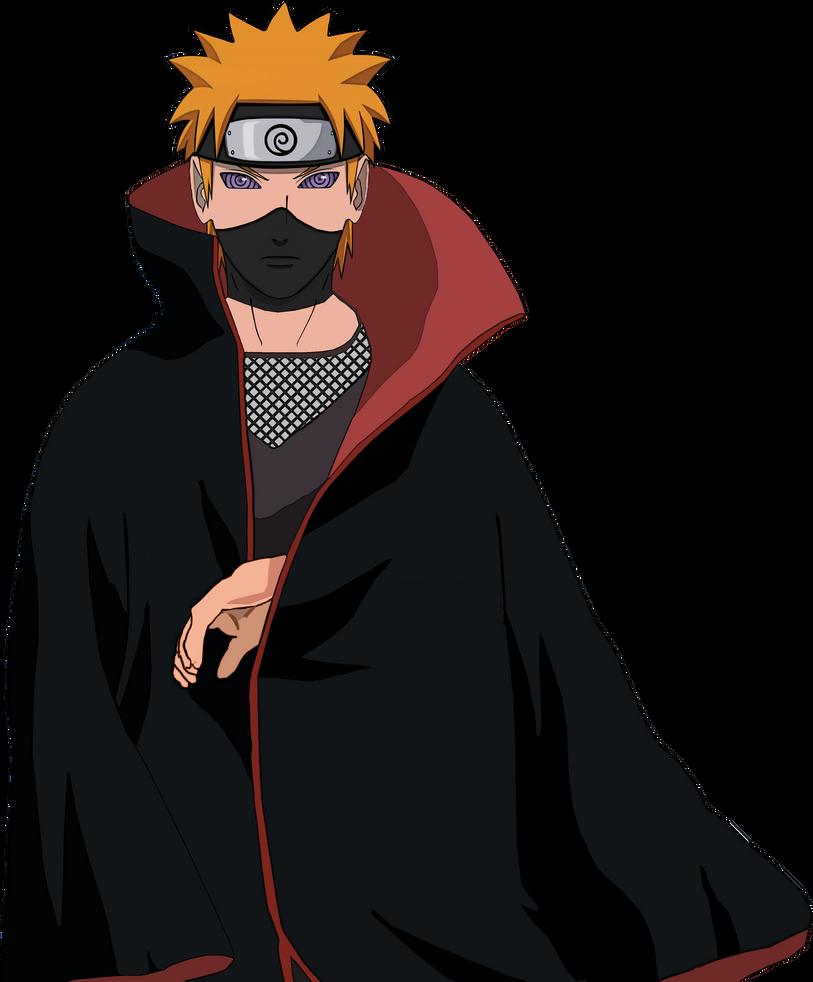 Naruto from Raining Darkness LRG IMG by ZimmMaster on