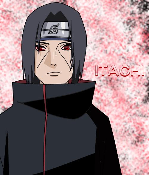 Itachi Akatsuki Art  Anime Best Images