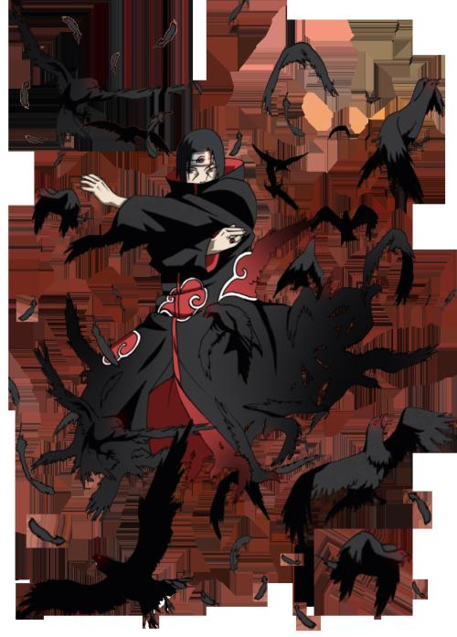 itachi crows  Tumblr