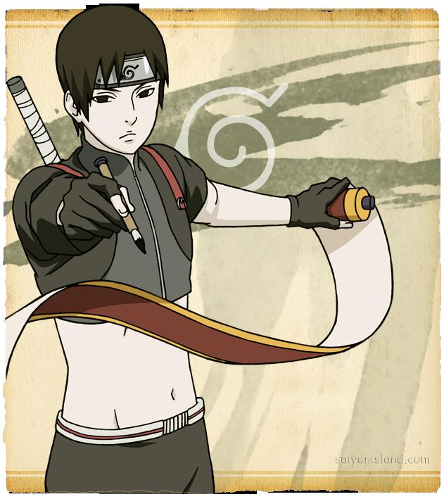 Sai  Naruto Shippuden  Characters I like D  Pinterest
