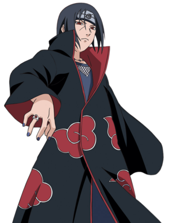 Itachi Akatsuki Cloud  Anime Best Images