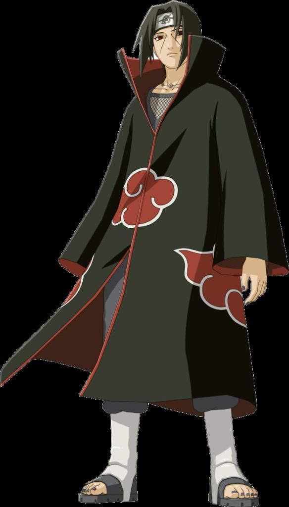 Itachi Akatsuki Corpo Inteiro  Anime Best Images