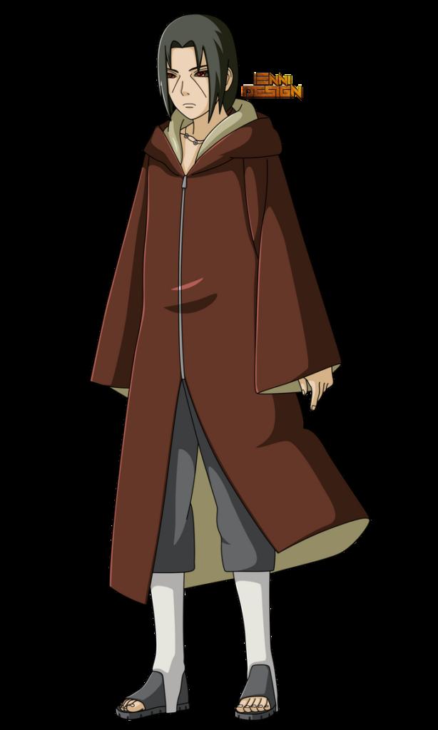 Naruto ShippudenItachi Uchiha Reanimated by iEnniDESIGN