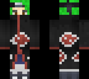 Akatsuki Itachi  Minecraft Skins
