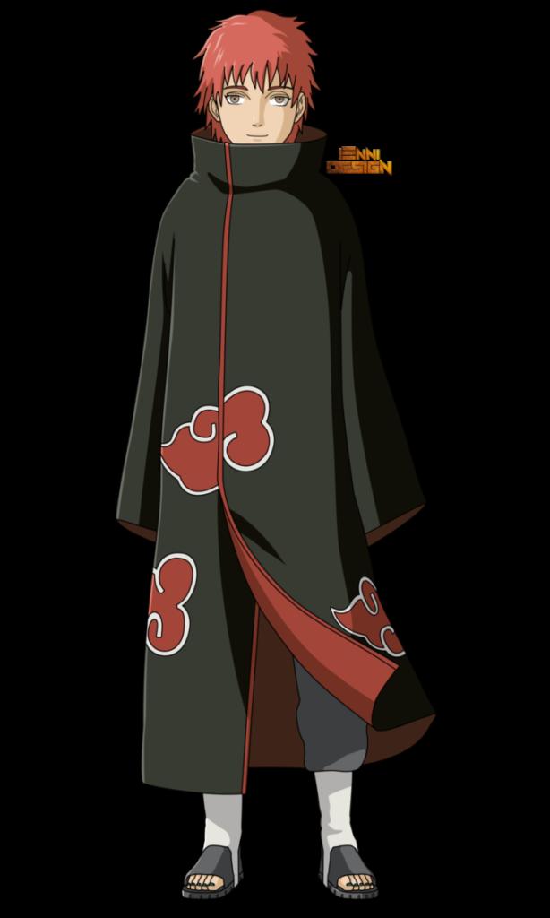 Naruto ShippudenSasori Akatsuki by iEnniDESIGN  Naruto