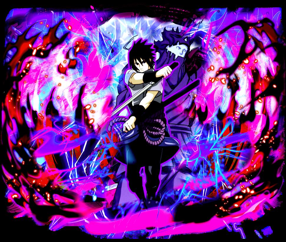 Sasuke Susanoo FanArt by AnimeBlaster on DeviantArt - Itachi Susanoo