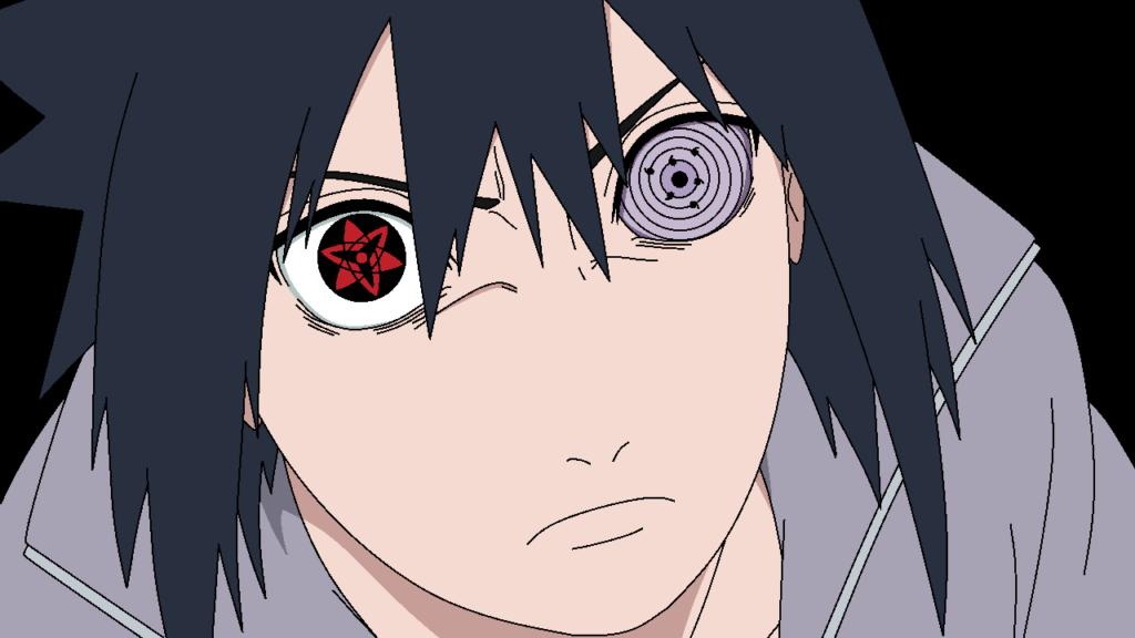 sasuke sharingan rinnegan  Anime naruto Naruto