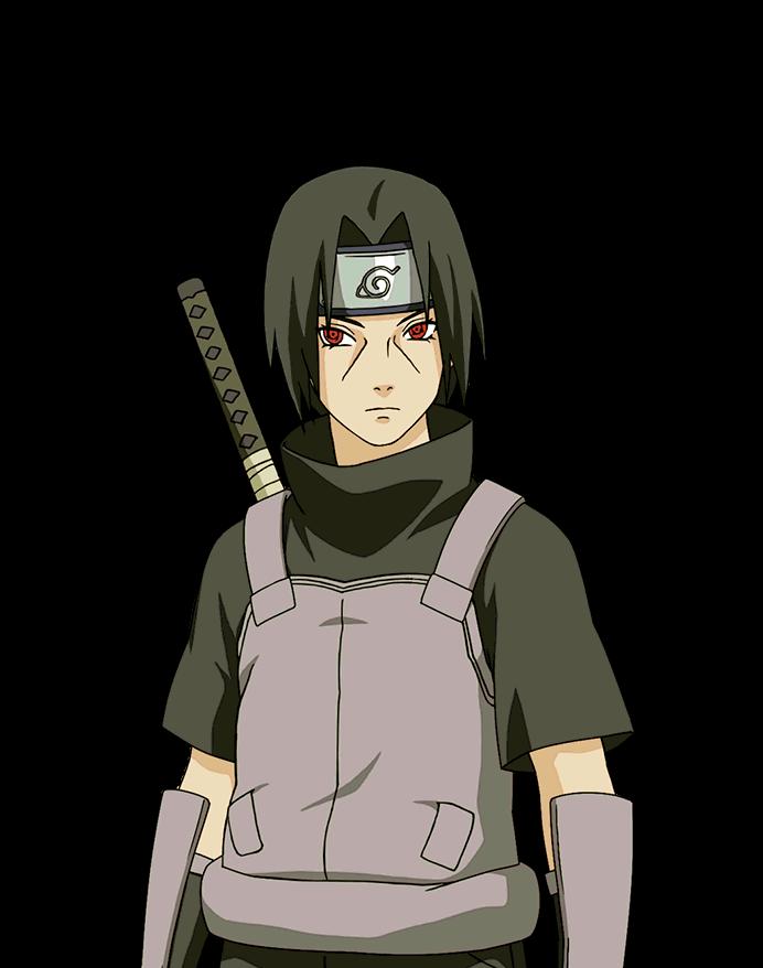 Anbu Itachi render 2 Naruto Mobile by httpswww