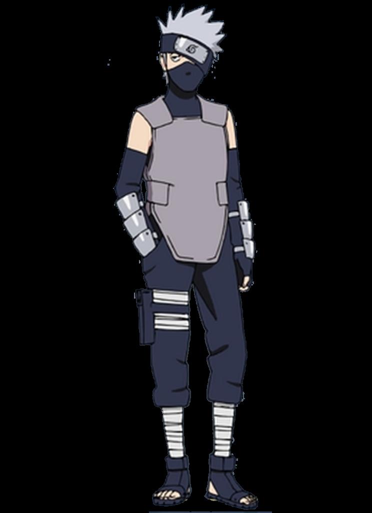 Kakashi anbu image by James Ivison on NarutoBoruto
