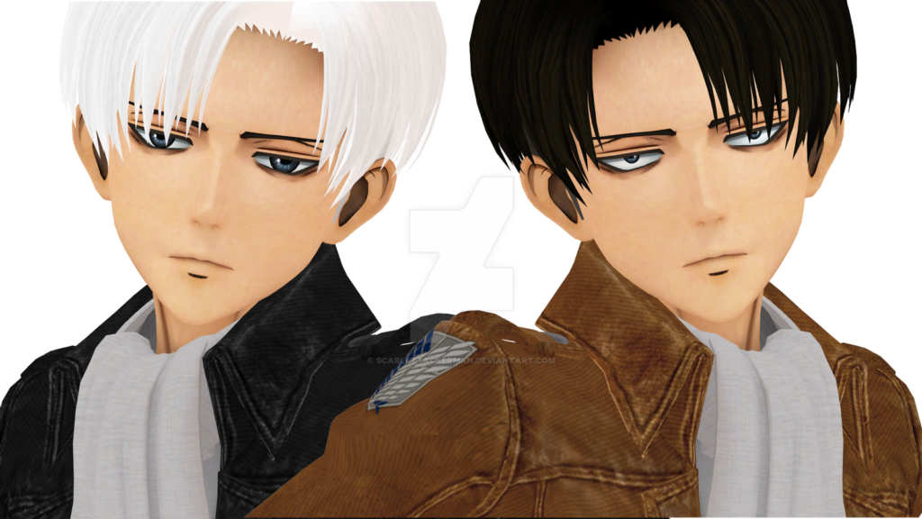 MMD WOF  Levi Ackerman CLOSED 50 DL limited by
