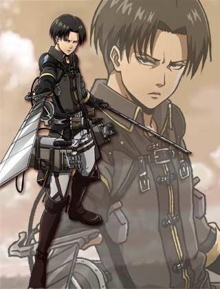 Levi Ackerman vs Shinichi Izumi  Battles  Comic Vine