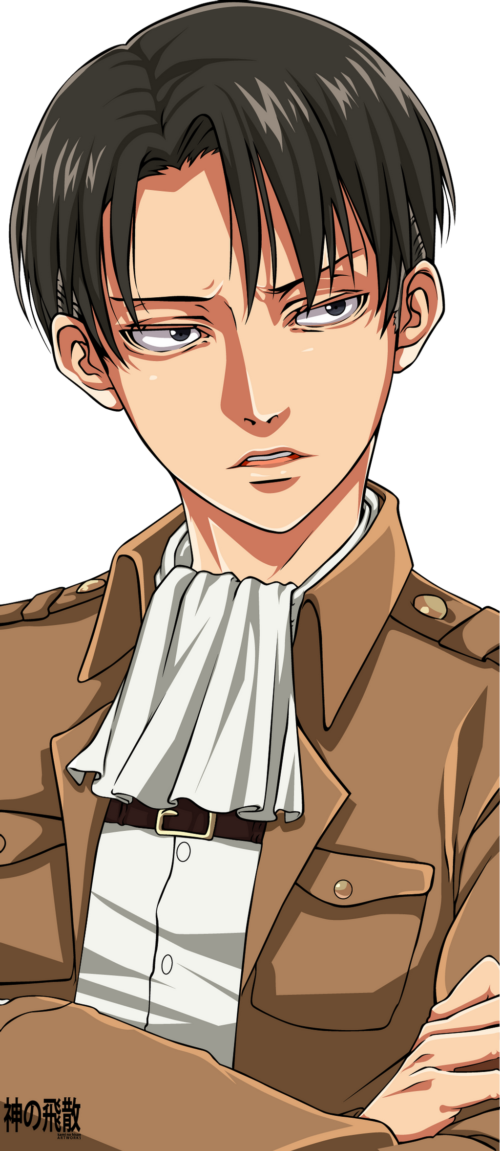 Attack On Titan - Levi Ackerman (Render Pack) by ... - Levi Attack On Titan