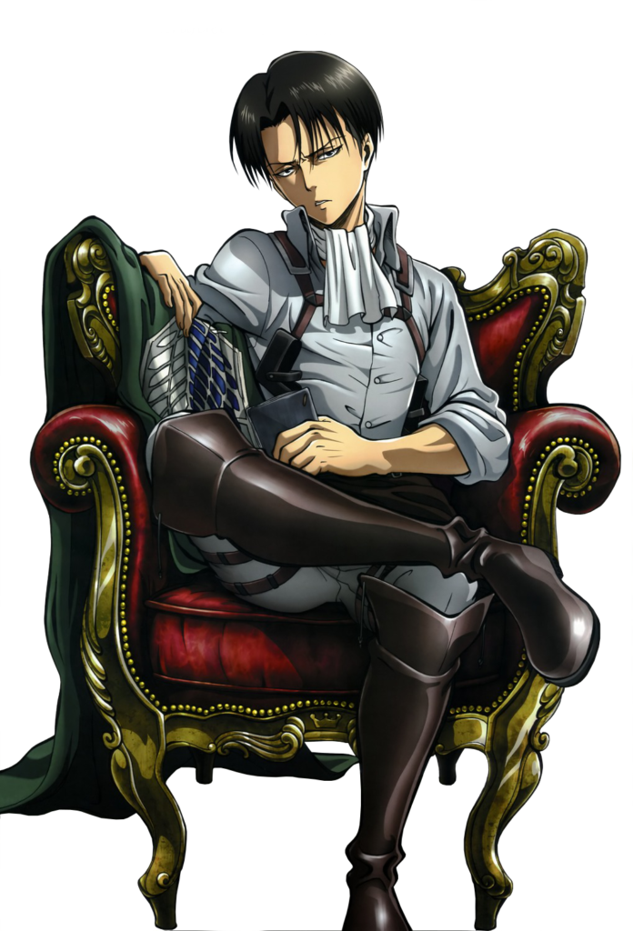 Levi Ackerman  Wiki Shingeki no Kyojin  FANDOM powered