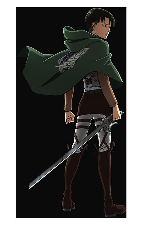 Levi Png  Levi Eren Yeager Attack On Titan Anime Mikasa