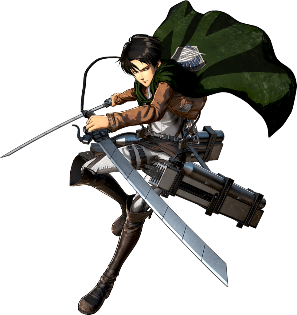 A  O  T   Attack On Titan Png  Png Download  Levi
