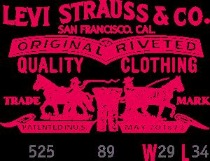 Levis Label R Logo Vector EPS Free Download